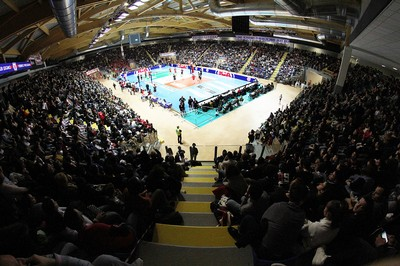 Eurosuole Forum di Civitanova sold out per il big match Lube-Modena