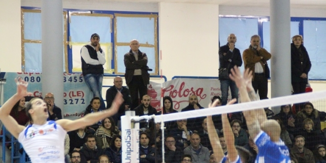 Il Volley Potentino espugna Alessano e sale in classifica