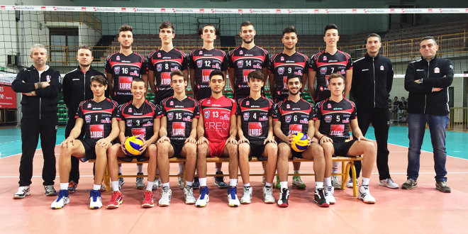 La Lube Under 19 in campo per conquistare la Junior League