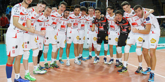 "Lube ""Under 19″ campione regionale. Battuta la Virtus Fano"