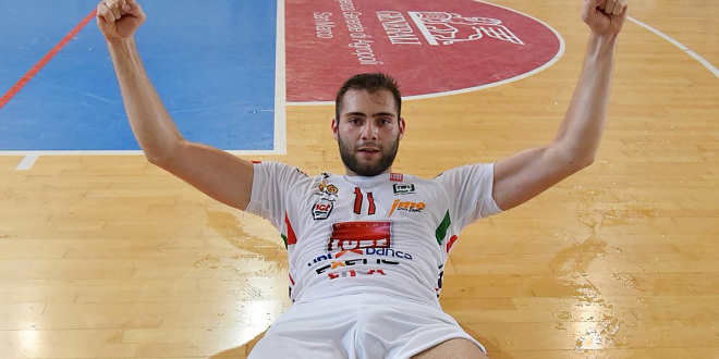 Lube Volley: Diego Cantagalli convocato in nazionale per gli Europei Under 20