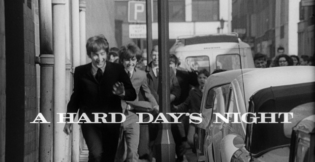 "Recanati, ""A Hard Day's Night"" di Richard Lester chiude la rassegna ""Cinelinguaggi"""