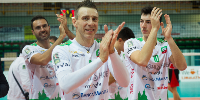 Volley, grande attesa per il derby GoldenPlast Potenza Picena vs Menghi Shoes Macerata