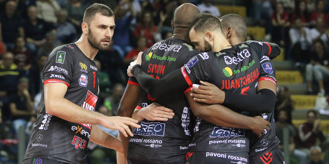 Superlega, l\'Eurosuole forum ospita il match tra Cucine Lube ...