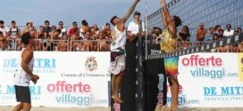 Tre giornate di gare nel week end a Civitanova per il ventennale del King & Queen beach volley