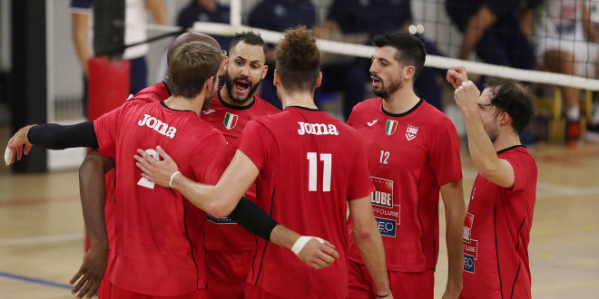 Esordio in Superlega per la Cucine Lube Civitanova. Domenica arriva la Gas Sales Piacenza