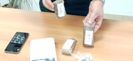 La Guardia di Finanza sequestra 300 grammi di hashish e arresta il possessore a Treia
