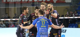 Lube Civitanova in campo per la CEV Champions League. Domenica affronta in casa Trentino Itas