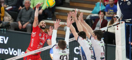 Champions League, Lube Civitanova supera Trento in quattro set