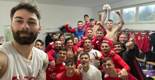 Calcio, serie D: Matelica vince e sale in testa alla classifica in solitaria