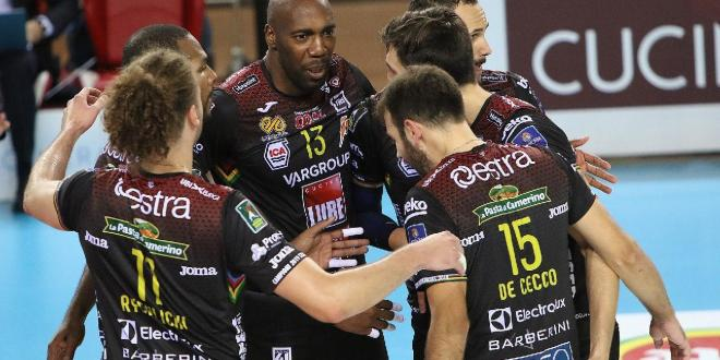 Volley, settima giornata di andata in SuperLega. La Lube Civitanova ospita l'Allianz Milano