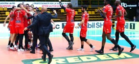 Lube Civitanova in campo con Modena per uno dei match più attesi in SuperLega